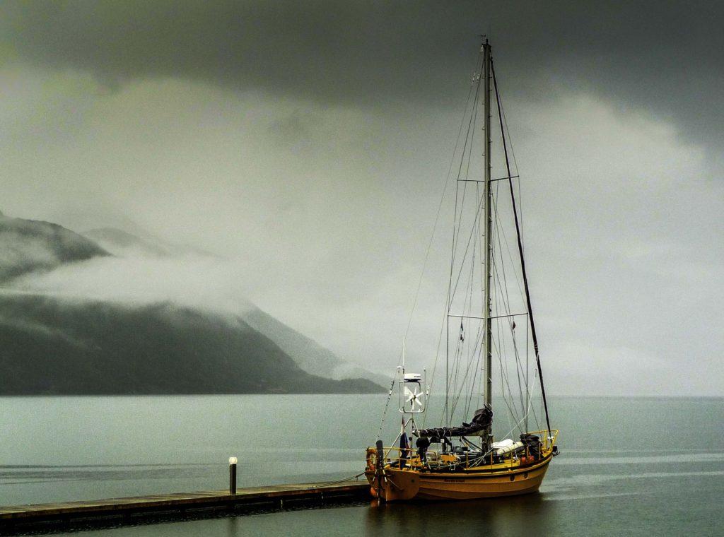 Hurtigen cruise on Midnatsol, Norway