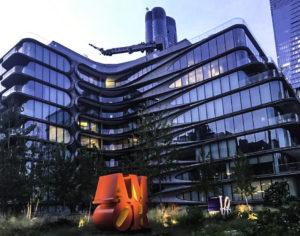 Zaha Hadid creation, New York City