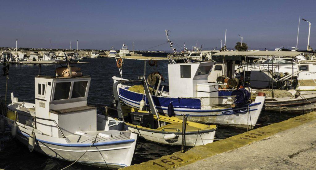 Artemida harbor, East Attica, Greece
