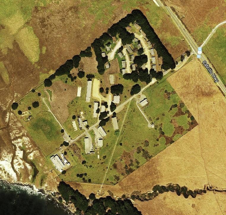 Point Sur Naval Facility Tour, Big Sur, Monterey County, California