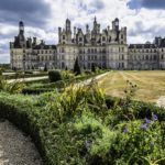 Chambord chateau, Loire Valley, France