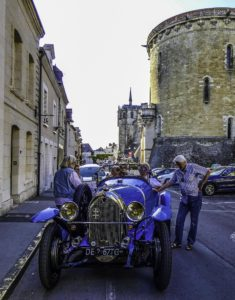 Streets of Amboise, Loire Valley, France