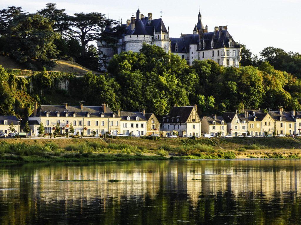 Chaumont-sur-Loire, Loire Valley, France