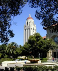 Hoover Tower, Stanford University, Palo Alto, California