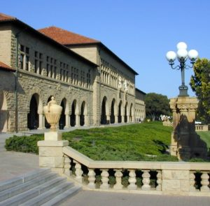Margaret Jacks Hall, Stanford University, Palo Alto, California