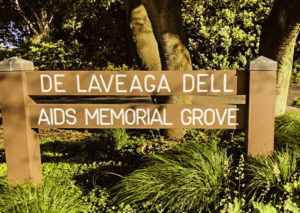 Golden Gate Park, De Laveaga Dell and Memorial Grove, San Francisco, California
