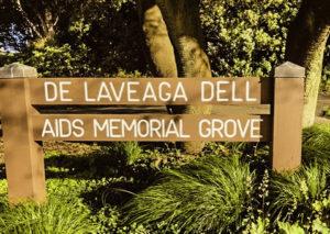 Golden Gate Park, De Laveaga Dell and Memorial Grove, San Francisco, California