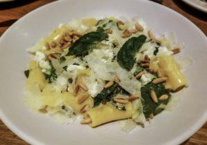 "The restaurant ""Monteverde"", Pasta, Chicago, Illinois"