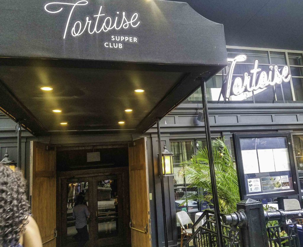 Tortouise Supper Club, Chicago, Illinois