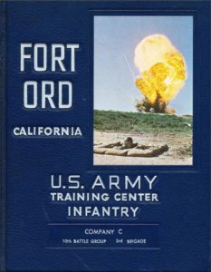 Company C Year Book 1963, Fort Ord National Monument, Monterey, California