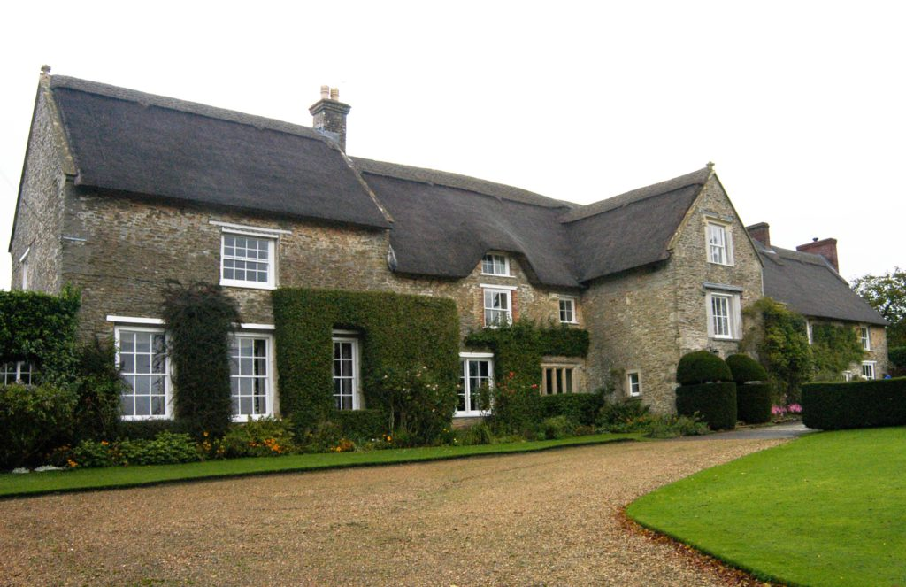 Steinbeck, Discove House 2005, Somerset, UK