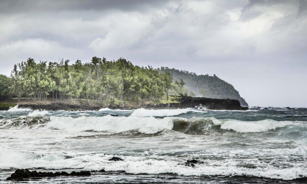 Waianapanapa State Park, Road to Hana, Maui, Hawaii