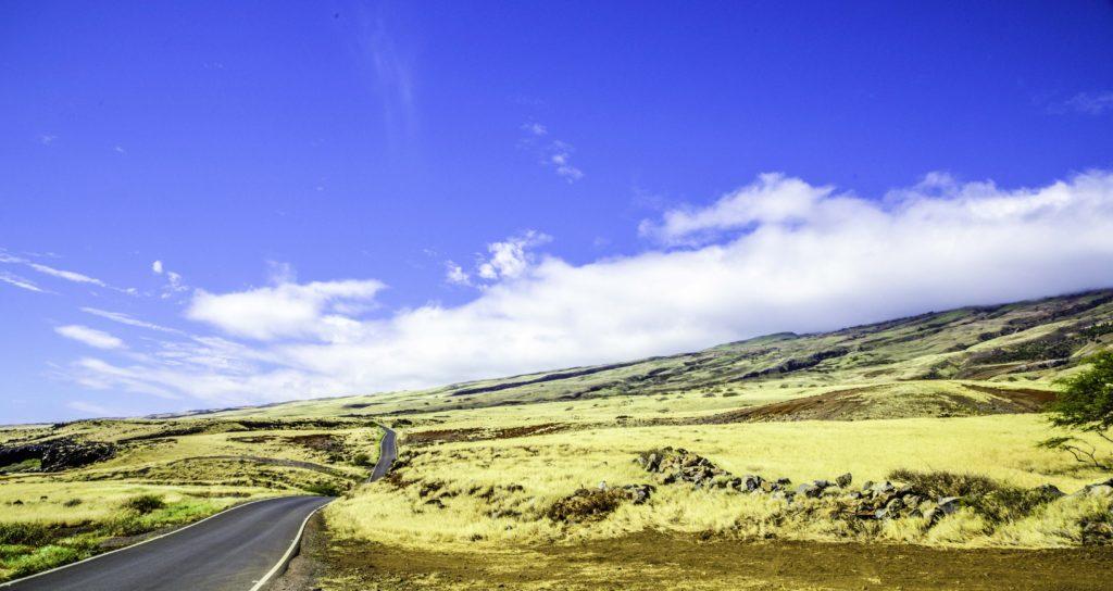 Pi'ilani highway, Maui, Hawaii