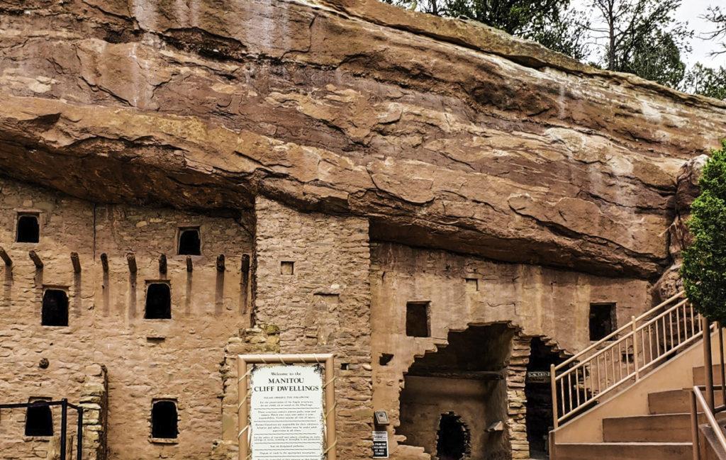 Manitou Cliff Dwellings, Colorado Springs, Colorado