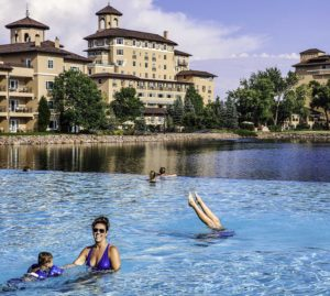 The Broadmoor, Colorado Springs, Colorado