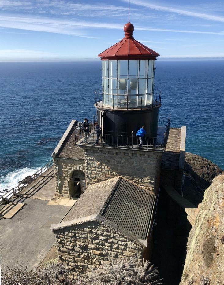 Point Sur Lightstation, Monterey County, California