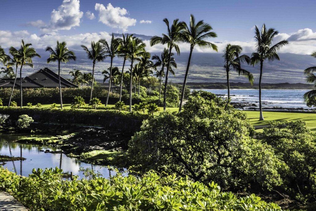 Waikoloa, Big Island, Hawaii
