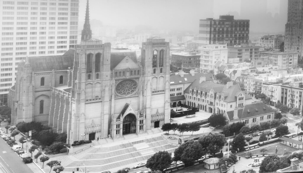 View from the Top of the Mark, InterContinental Mark Hopkins Hotel, San Francisco, CA