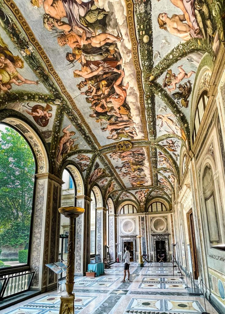 Villa Farnesina, Hidden Rome, Italy