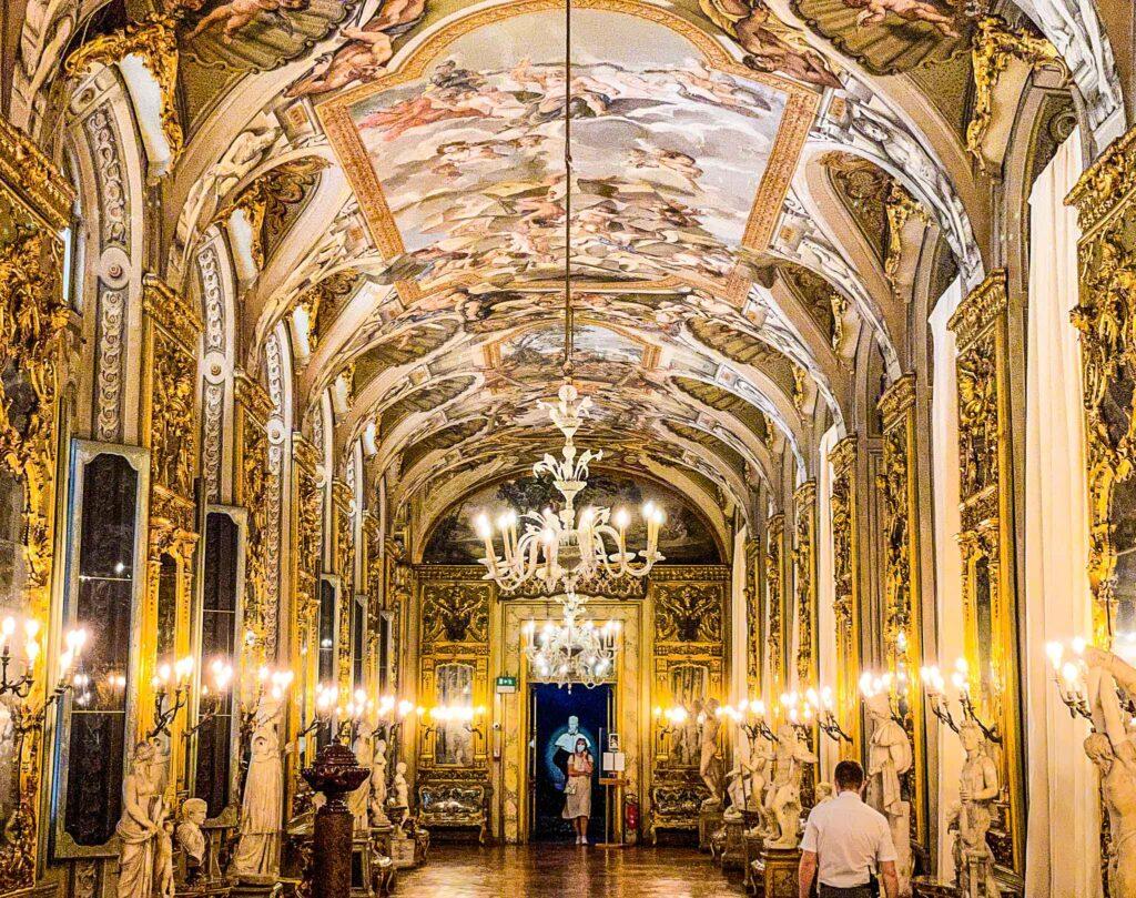 Palazzo Doria Pamphilj, Hidden Rome, Italy
